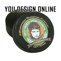 Hockey Puck (Black) Design Online or Upload Your Artwork